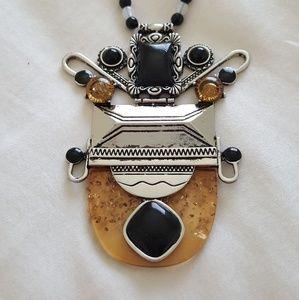 H&M long necklace